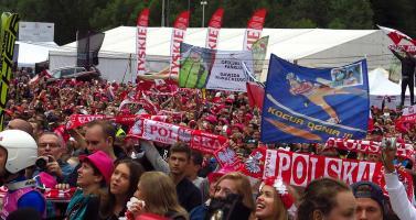 Polska na podium w Wiśle !