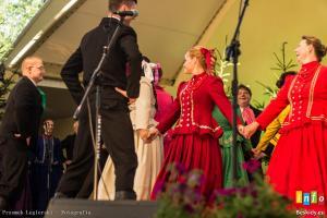 Święto folkloru z całego świata rozpoczęte