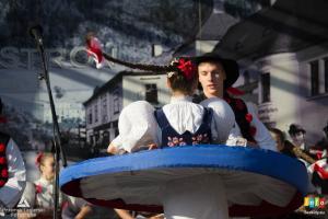 Fotorelacja z występu Równicy i pinik dla dzieci