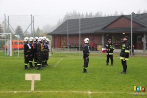 Zawody strażackie Wisły i Istebnej