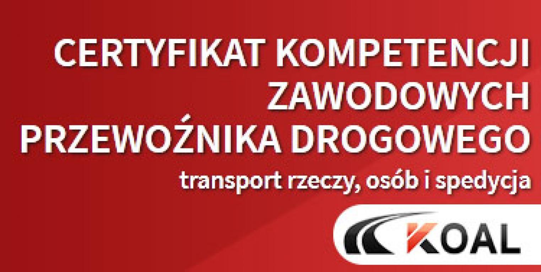 Kurs na Certyfikat Kompetencji Zawodowych Katowice