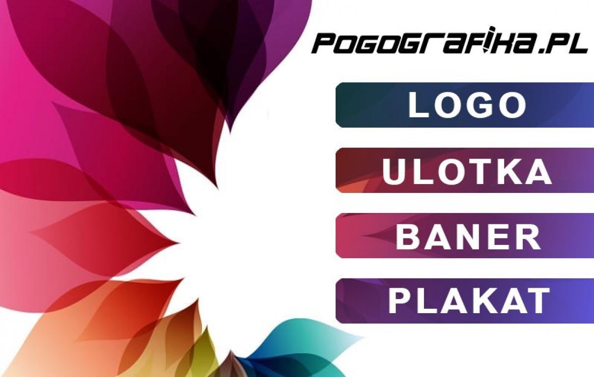 Projekt logo/wizytówki/ulotki/baneru/plakatu