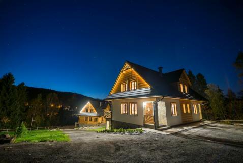 Domek w Korbielowie